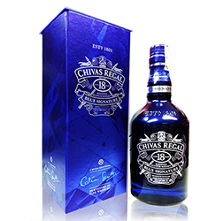 Chivas Regal 18 Blue 75cl